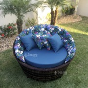 CHAISE CARIBE REF: 11203